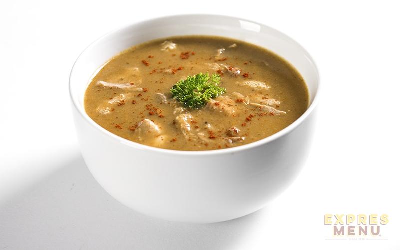 EXPRES MENU Dršťková polévka - 1 PORCE 300g